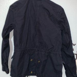 J. Crew Jackets & Coats - navy jacket